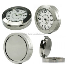 640*480 Multi-function Home monitor wall clock with a video camera