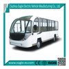 Electric passengers tourist bus with 11 seater, EG6188KBF