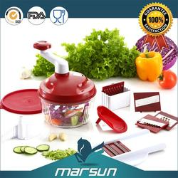 Amazon Hot Sale Manual Vegetable Cutter/Slicer/Chopper