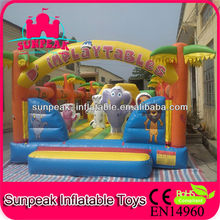 Inflatable Animal Zone Bouncers / Inflatable Jumping Bounce/ Bouncy Castle