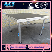 ACS Aluminum Stage / Portable Modular stage, Catwalks Stage for sale