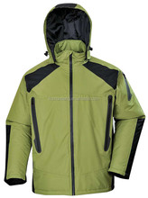 Mens Windproof Waterproof Hooded Sports Jacket New