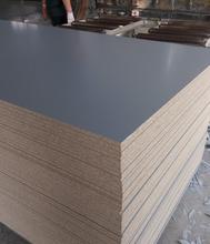 grey chipboard/melamine chipboard/E1 glue/high density