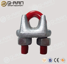 Marine Hardware Wire Rope Accessories Forged Galvanized Clamp