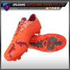 Latest Fashion Low Price Best Quality PU Upper Women Soccer Shoes Cleats Boots for Football
