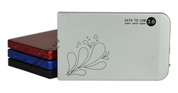 USB 3.0 IDE HDD external case 2.5 inches mobile HDD case