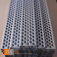 China Supplier TSX_D30213 expanded metal platform/metal decking sheet/expanded metal deck