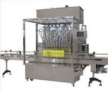 water filling machine, water production plant, oil filler