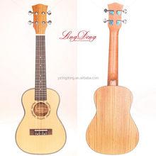 Popular Grade best selling clip bass chromatic ukulele