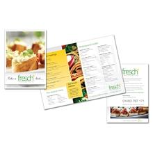 high quality unique digital lcd brochure printing