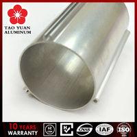 Aluminium pipe price per meter,large diameter aluminum pipe prices