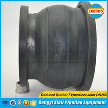 Flang Reduced rubber expansion joint with competitive price