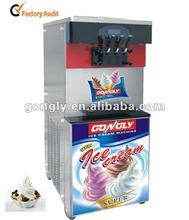 nueva y poderosa aspera máquina de yogurt congelado