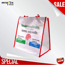 Hot china products wholesale plastic gift bag shopping