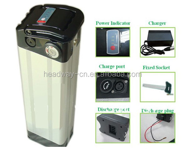 2014 hot sale lithium deep cycle li ion 24 volt battery packs