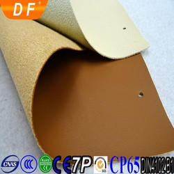 Durable!! classica Litchi leather pu leather for car seat, bus seat, motorcycle