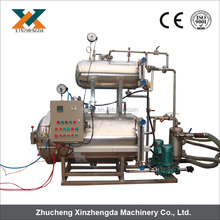 Steam Type Sterilizer Machine for Soy Milk