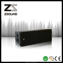 """double 12inch line array with 10"""" mid range driver"""
