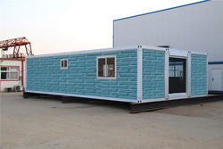 Cost design Luxury easy prefabricated fast container house