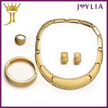 2014 good market unique design necklace set for souvenir