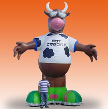 gaint Inflatable Cow/Giant Inflatable Animals