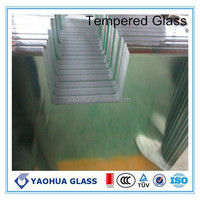 Greenhouses safey 12mm tempered glass cost