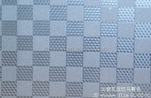 PVC self adhesive embossed window film