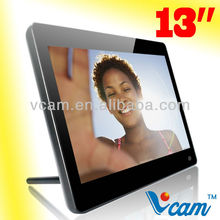 13.3 Inch Acrylic LCD Digital Frame Photo(VD1330B)