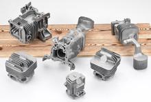 Customized low pressure die casting zinc alloy pressure die casting auto parts aluminum
