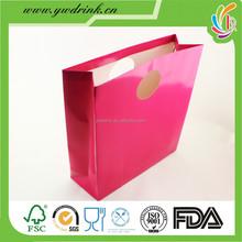 Full Color Printing Paper Hand Bag