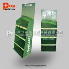 cardboard/corrugated display stand/rack carton for 2015 new products