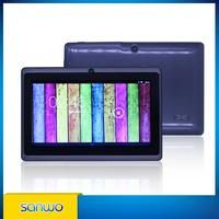 cheap chinese laptops 7 inch 800*480 resolution tablet touch screen mini tablet PC