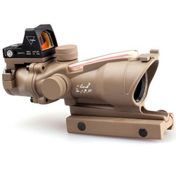 4X32 Red & Green Laser Sight Red Dot Sight