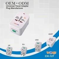 ac converter plug uk with usb , uk to china plug , uae plug adapter