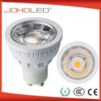 6W 8W 9W GU10 LED Spotlight Dimmable CREE COB Led bulb