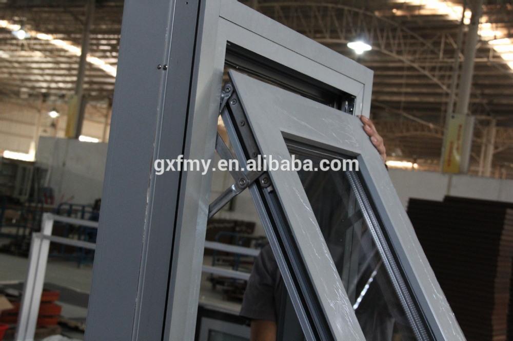 Fen tre pour vente verre de s curit en aluminium toit for Fenetre en verre