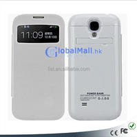 3200mah backup battery charger case/ for samsung Galaxy s4 i9500 battery case/portable charger case for note3