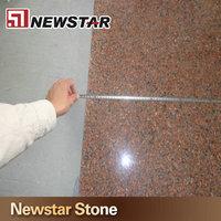 Chinese popular polished Tianshan red laminate countertops