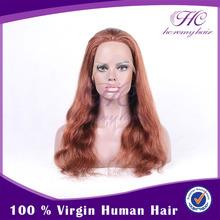 Best red auburn asymmetric athena wig