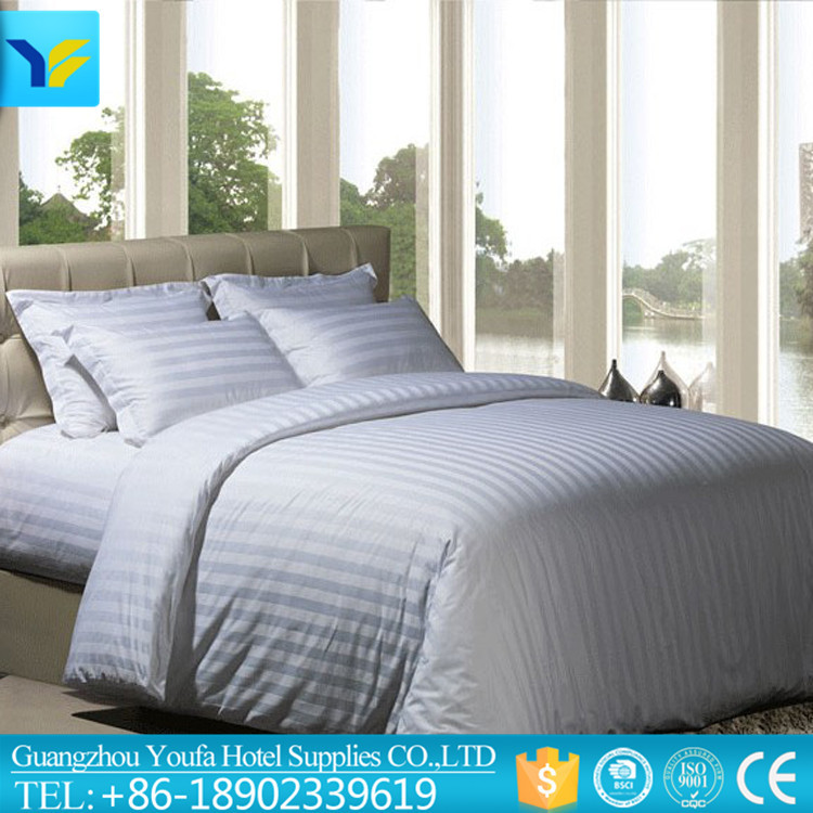 Hotel 100 Cotton High Quality Bedding Set Wholesale Bed
