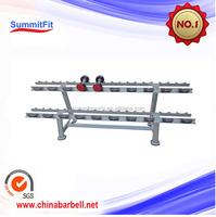 Hot sale Gym equipments/10 pairs pro style rack/dumbbell racks/sports racks
