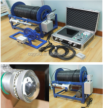 Hot Sale !!! Deep Well Camera And Borehole Camera With SONY DVR, Motor Winch and 2000m cable Optional