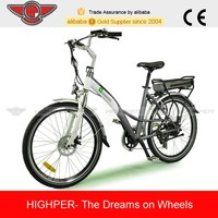 2015 New Model Electric Bicycle (EL04)