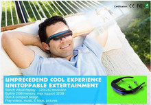 wifi video glasses, 3d video glasses with wifi , wireless wifi 3D video glasses