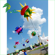 Various Version Funny Custom Inflatbale LED Stand Balloons for Decoration