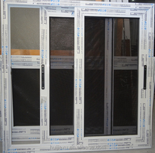 Aluminum mosquito protection window screen for sale