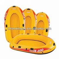 2014 shanghai zhanxing new desig durable high speed air mat floor inflatable boats for sale