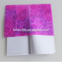 new design silicone students used book cover