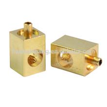 Material de cobre amarillo 8.8 perno de grado/m20 grado 8.8 perno/perno de anclaje 8.8 grado
