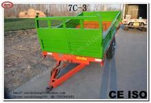 7CX-3(E) farm tractor trailer